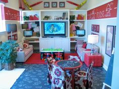children+playroom+ideas | Five Kids' Playroom Ideas To Inspire