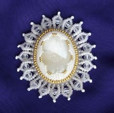 jenuariyab - #bead embroidery