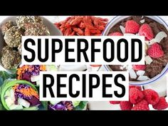Superfood Recipes! Easy & Quick Healthy Recipes! Cooking With Liv Ep.15 - http://www.bestrecipetube.com/superfood-recipes-easy-quick-healthy-recipes-cooking-with-liv-ep-15/