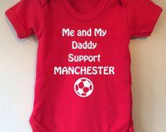LOVE MAN U funny baby vest Bodysuitromper by DanniRosePrints