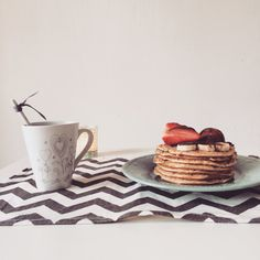 Pancakes #homemade #happysunday