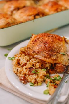 Sticky Rice Recipes, Asian Recipes, Ethnic Recipes, Thing 1, Roasted Chicken, Fried Chicken, Chicken Recipes, Cooking Recipes, Game Recipes