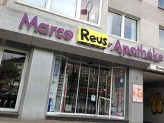 Marco Reus Apotheke - #echteliebe :) ---- #MarcoReus #BVB #Borussia #Dortmund #Fan #SchwarzGelb http://www.marco-reus-trikot.de