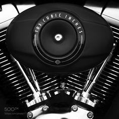 Torque of Steel - The Harley Davidson Series III by DezKarpati. @go4fotos