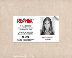 Remax real estate business cards real estate pinterest estate remax real estate business cards real estate pinterest estate agents real estate and real estate business reheart Images