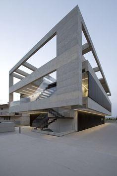 CASA NL_NF - Picture gallery #architecture #interiordesign #concrete