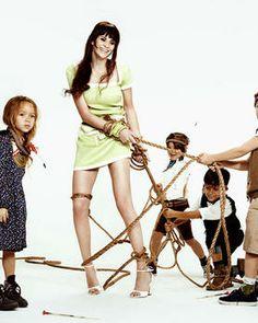 Originale des Kinder Shootings - Germany's next Topmodel 2014-Betty
