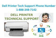 Dell Printer Support 1-888-248-7142