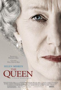 The Queen (2006) After the death of Princess Diana, HM Queen Elizabeth II struggles with her reaction to a sequence of events nobody could have predicted.  Helen Mirren, Michael Sheen, James Cromwell