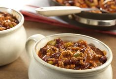 Give your taste buds a flavor kick with this delicious turkey chili.  It's got just 7 ingredients and it's ready in a snap!