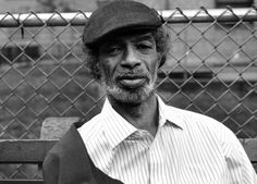 """Gil Scott-Heron (born April 1, 1949) was best known for his insightful social commentary in songs and poems such as """"The Revolution Will Not Be Televised"""" and """"Pieces of a Man"""". """"So grit shit and mother wit Gil had in abundance, and like any Aries Man worth his saltiness he capped it off with flavor, finesse and a funky gypsy attitude."""" ~ obituary from The Village Voice #TodayInBlackHistory"""