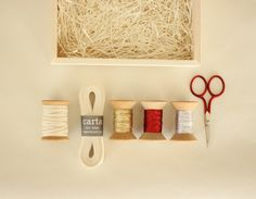 studio carta gift wrapping box