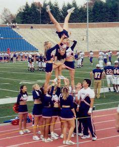pyramids learn to cheer coaching