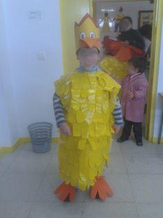 https://www.google.es/search?q=disfraz de gallina con bolsas de basura
