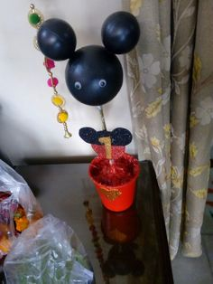 A birthday gift for one year baby boy made by me