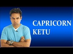 Ketu in Capricorn in Vedic Astrology (All about Capricorn Ketu) South Node in Capricorn - YouTube