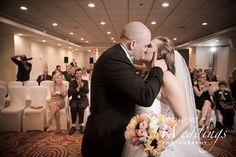 Wedding Planner & Stylist: RSVP Events, Photographer: Mitch Lenet Photography, Reception: Ottawa Marriott, Cake Artist: JS Cake Creations Emporium, DJ: Quality Entertainment