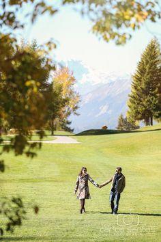 Liliana ♡ Andre em Conthey - Sion - Suiça por Carlos Santos | Fotografia de casamento por #carlossantosfotografia #engagementsessions