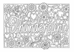 The 144 Best Coloring Pages Images On Pinterest