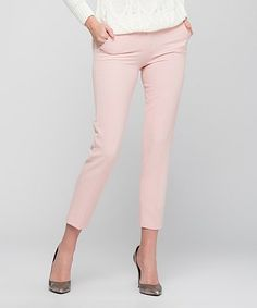 Another great find on #zulily! Powder Crop Trouser Pants #zulilyfinds