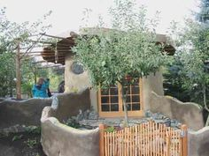 Earth house | Natural Building - Portfolio
