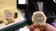 rolex datejust original vs rado original