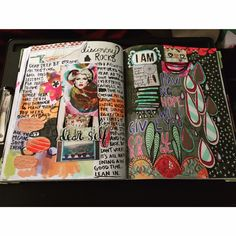 Sketchbooking is a great activity