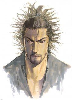 Takehiko-Inoue-----vagabond