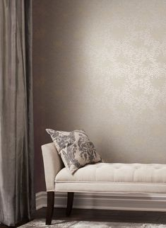 Eclipse York Wallcoverings Wallpaper Wallpaper York Wallcoverings Grays Silver Contemporary Wallpaper Designer Wallpaper Metallic Wallpaper Textured Wallpaper, Non Woven, Easy to clean , Easy to wash, Easy to strip Metallic Wallpaper, Textured Wallpaper, Of Wallpaper, Designer Wallpaper, Wallpaper Warehouse, Contemporary Wallpaper, Metallic Colors, Room Set, Furniture