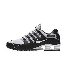 27a6fe1d4c8e Nike Shox NZ iD Men s Shoe Size 12.5 (White)
