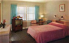 wanderlusted: motel postcards