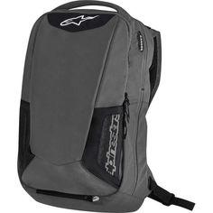 Sac à dos City Hunter Backpack Alpinestars : Dafy-Moto, nos sacs moto City Hunter, Motorcycle Backpacks, Motorcycle Outfit, Bobber Motorcycle, Motorcycle Accessories, Backpack Brands, Backpack Online, Dafy Moto, Gray