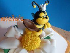 Cake Queen Bee La torta dell'ape regina