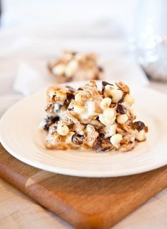 I'm not sure how I managed to miss it, but National Smores Day was Friday, August 10. In belated homage to what is clearly a day of national importance, here are a ten of my favorite smores or smores-related (heavy on the marshmallow, chocolate, or graham cracker) recipes: Deep Dish Double Chocolate Golden Grahams Smores …