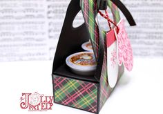 The Jolly Fat Elf: Small Gift Saturday-K Cup Gift box ft Smitten Mitten Bazaar Ideas, K Cups, Coffee Drinks, Small Gifts, Stampin Up, Box, Cards, Snare Drum, Little Gifts