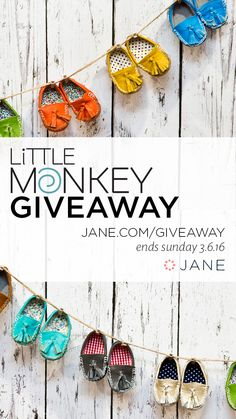 New! 8 WINNERS!   I entered the Jane.com #Giveaway for a chance to win awesome prizes! https://wn.nr/h4pLjU