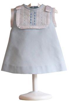 Vestido piqué - demelocoton.com