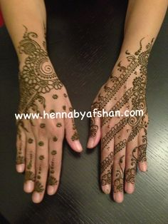 Have a Henna Party