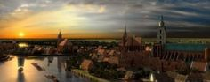 Wrocław 1562 wg planu Weinerów | wDolnymSlasku
