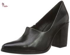 Bianco Dress, Chelsea Boots Femme, Schwarz (Black), 39 EU