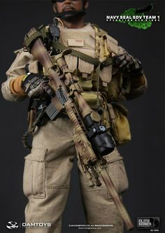 onesixthscalepictures: DAM Toys NAVY SEAL SDV Team1 (Operation RED WINGS) : Latest product news for 1/6 scale figures (12 inch collectibles)...