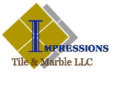 Making a Lasting Impression!  Call Impressions Tile and Marble at 702-860-2271!