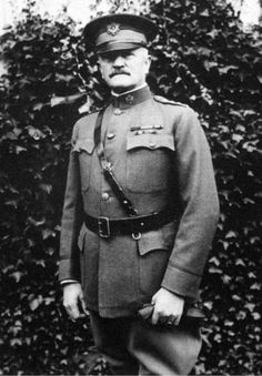 World War I and World War II Related Images: General John Pershing. #general #john #pershing