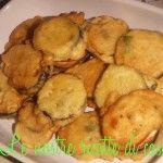 MELANZANE IN PASTELLA FINGER FOOD