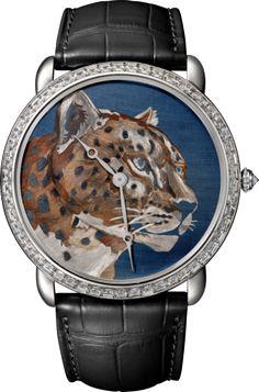 Ronde Louis Cartier watch