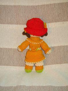DOLL / stuffed dolls / Fair trade toys / stuffed toys by bhcrafts
