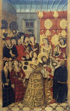 Banquete de Herodes | Museu Nacional d'Art de Catalunya