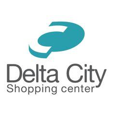 Visual Identity of the Shopping Center / Delta City My Design, Logo Design, Pictogram, Shopping Center, Visual Identity, My Books, This Book, Behance, Logos