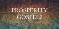"""7 Financial Questions I am a pastor who preaches against the """"Prosperity Movement"""" BUT truth be told, I like nice things too! I look up to people like Joshua Becker for their minimalist lifestyles,..."""