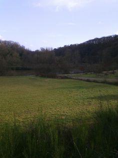 La Mayenne à l'Huisserie
